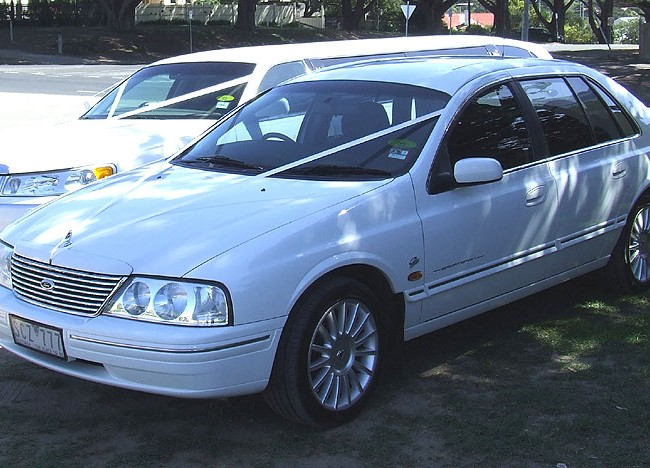Ford LTD Saloon