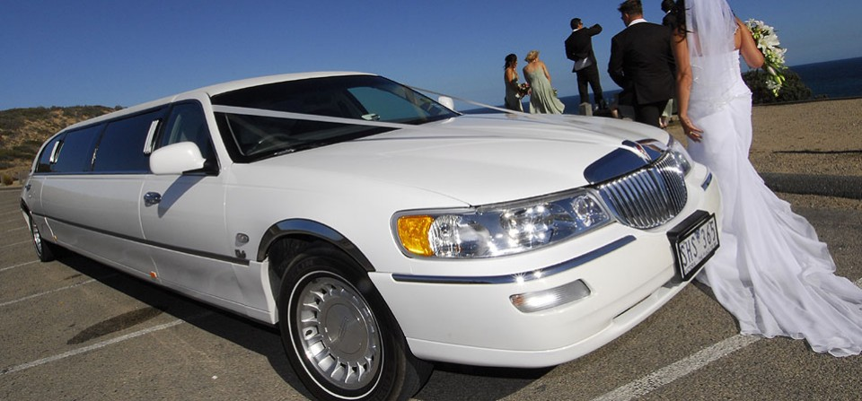 Superstretch Lincoln Limousine